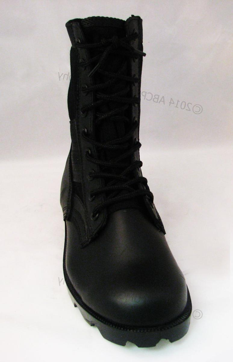 Men's Jungle Type Military Shoes,