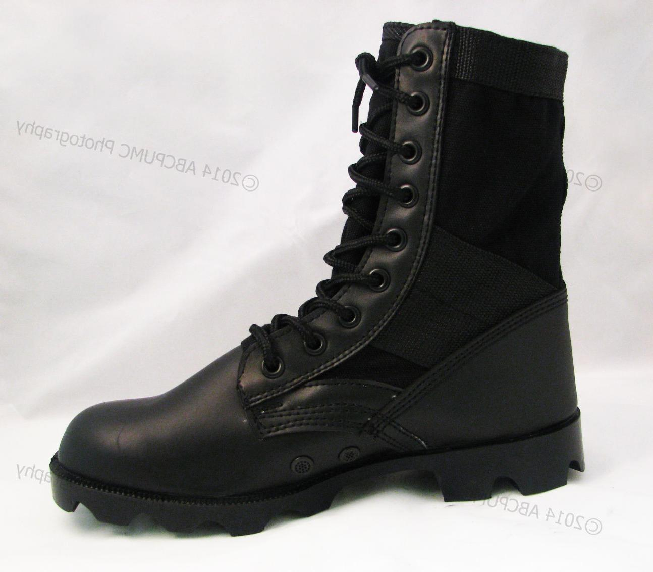 Men's Boots Type Tactical Combat Military Work