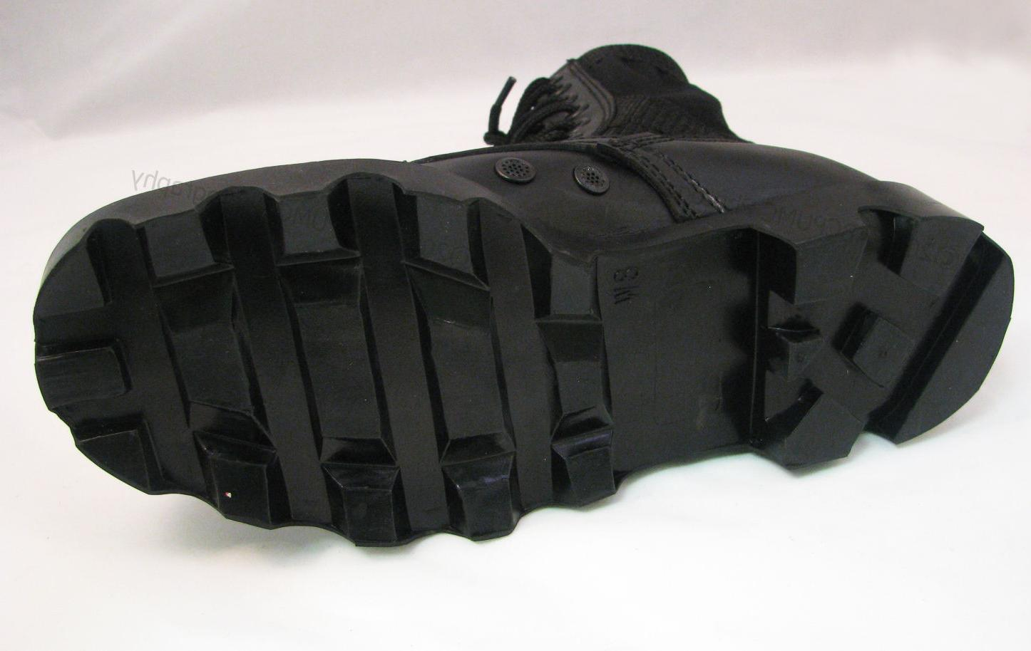 Men's Type Military Work Shoes,