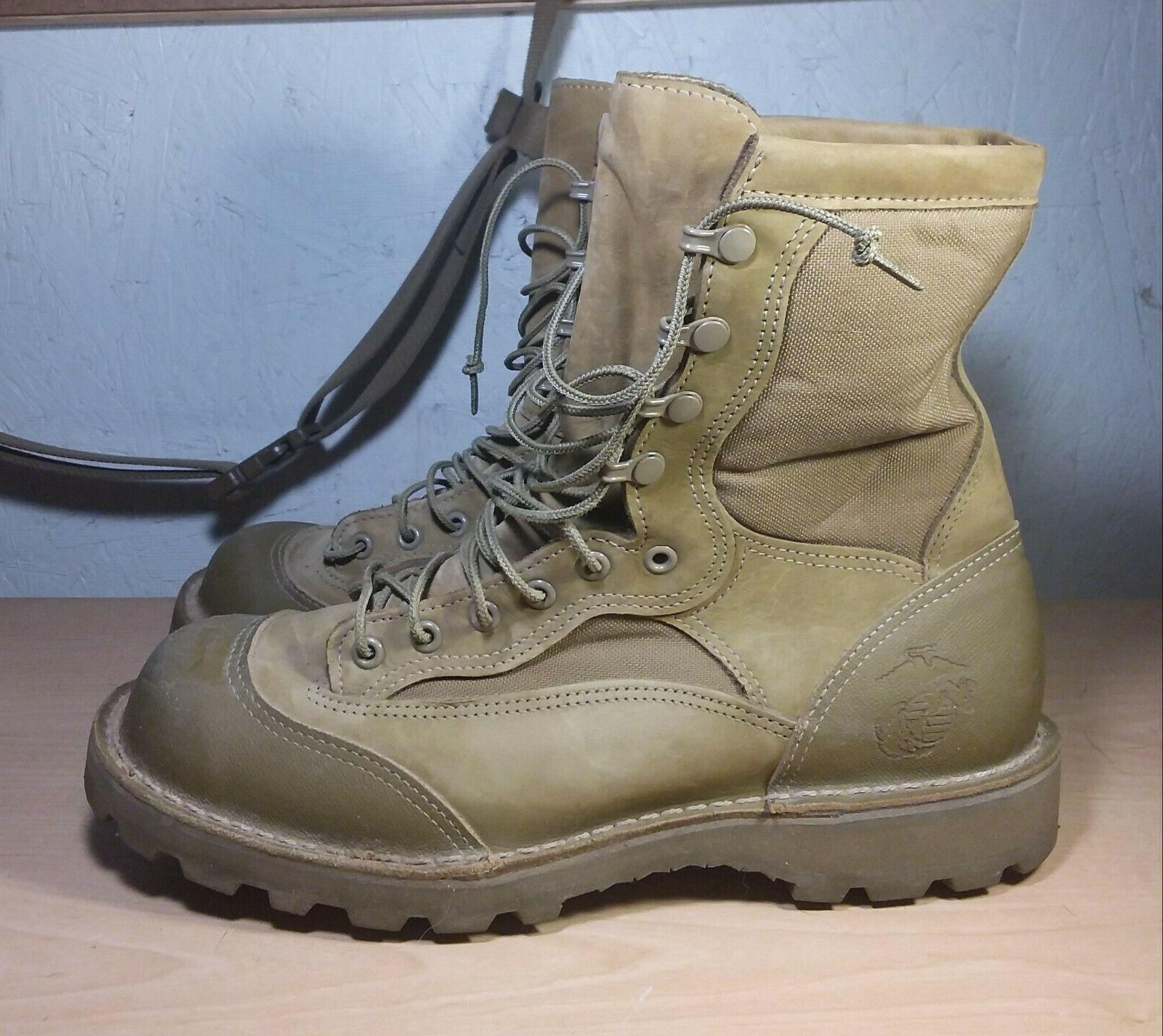 Men's Danner Combat Boots Size Hot Weather Marine Corps