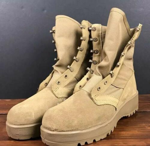 men s hot weather army combat boots