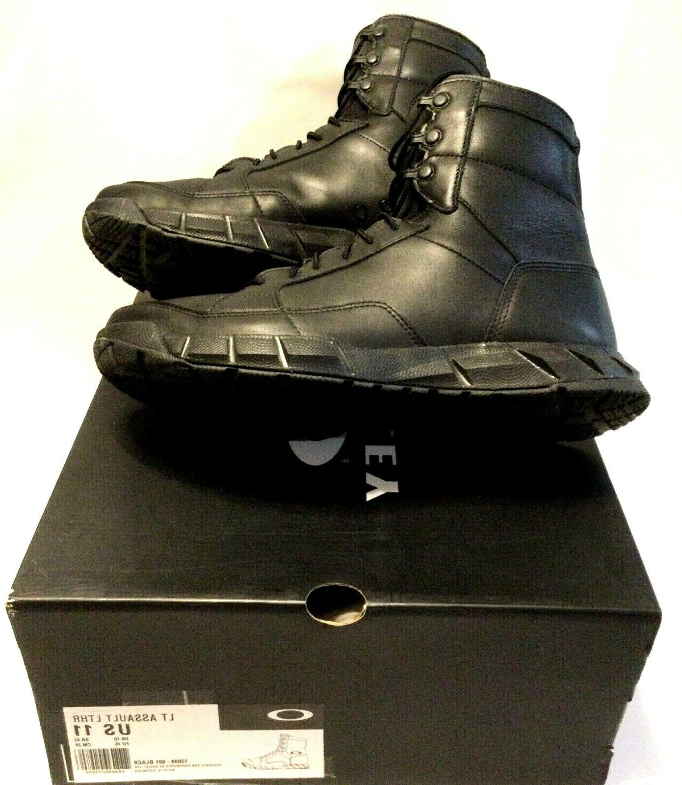 Oakley Men's Light Boots Leather Hiking Tactical