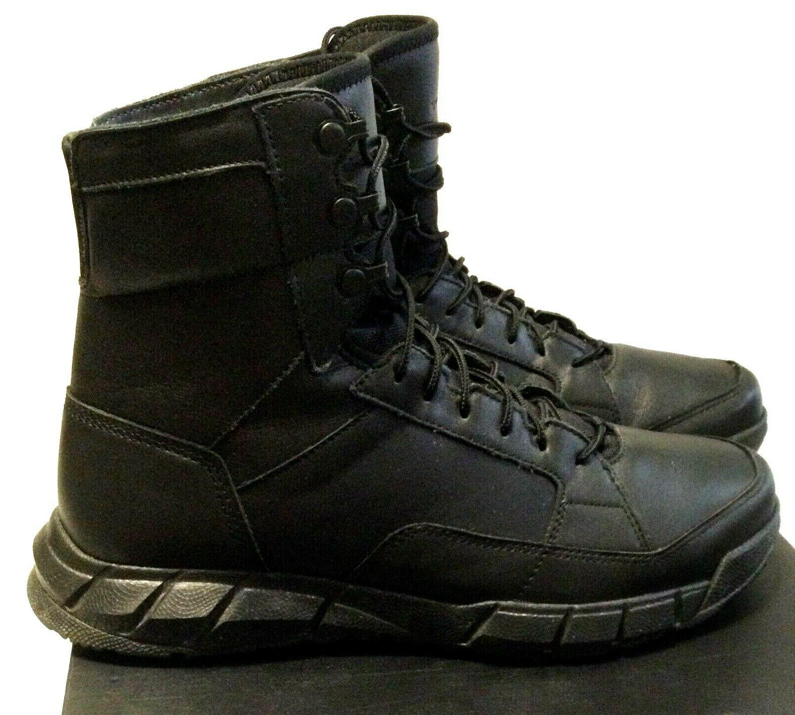 Oakley Boots Size 11 Leather Hiking Tactical