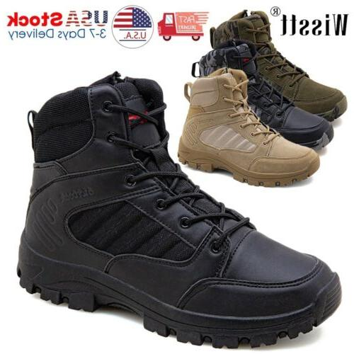men s military tactical ankle boots cordura