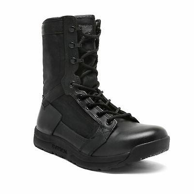 Men's Tactical Combat Army Boots Lightweight Hiking Work Boots
