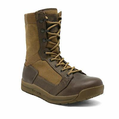 Men's Military Tactical Army Lightweight Hiking Work Boots