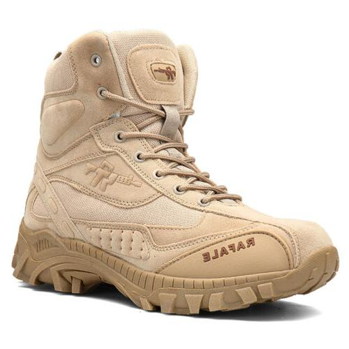 Men's Military Shoes for Camping