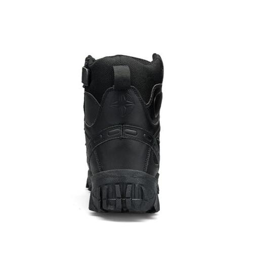 Men's Outdoor Hiking Military Shoes Camping