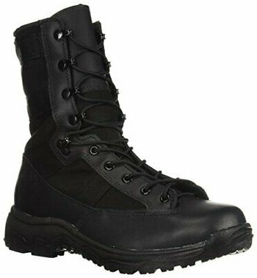 men s reckoning 8 combat boot color