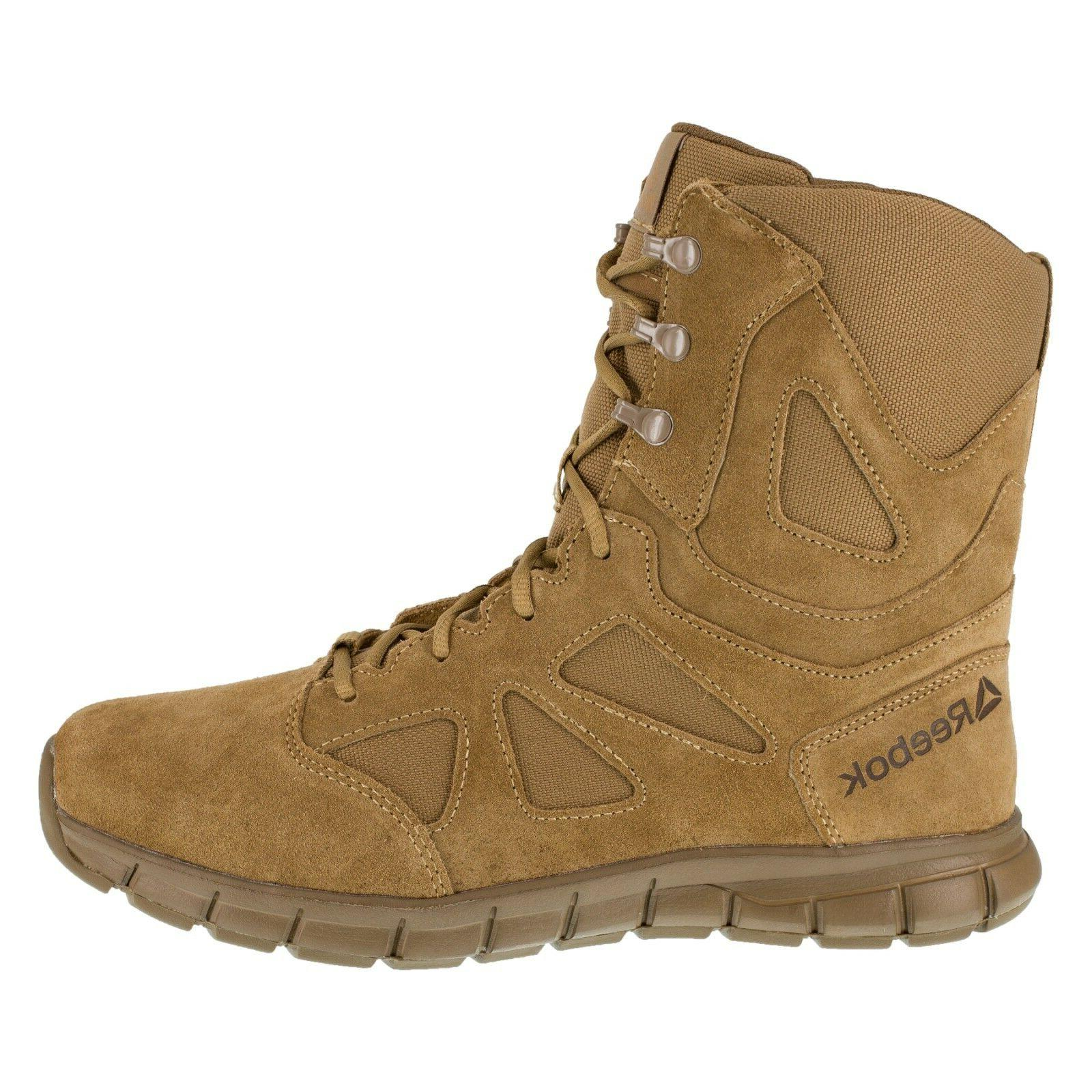 Reebok Women's Tactical Military Army Boots Sublite Cushion