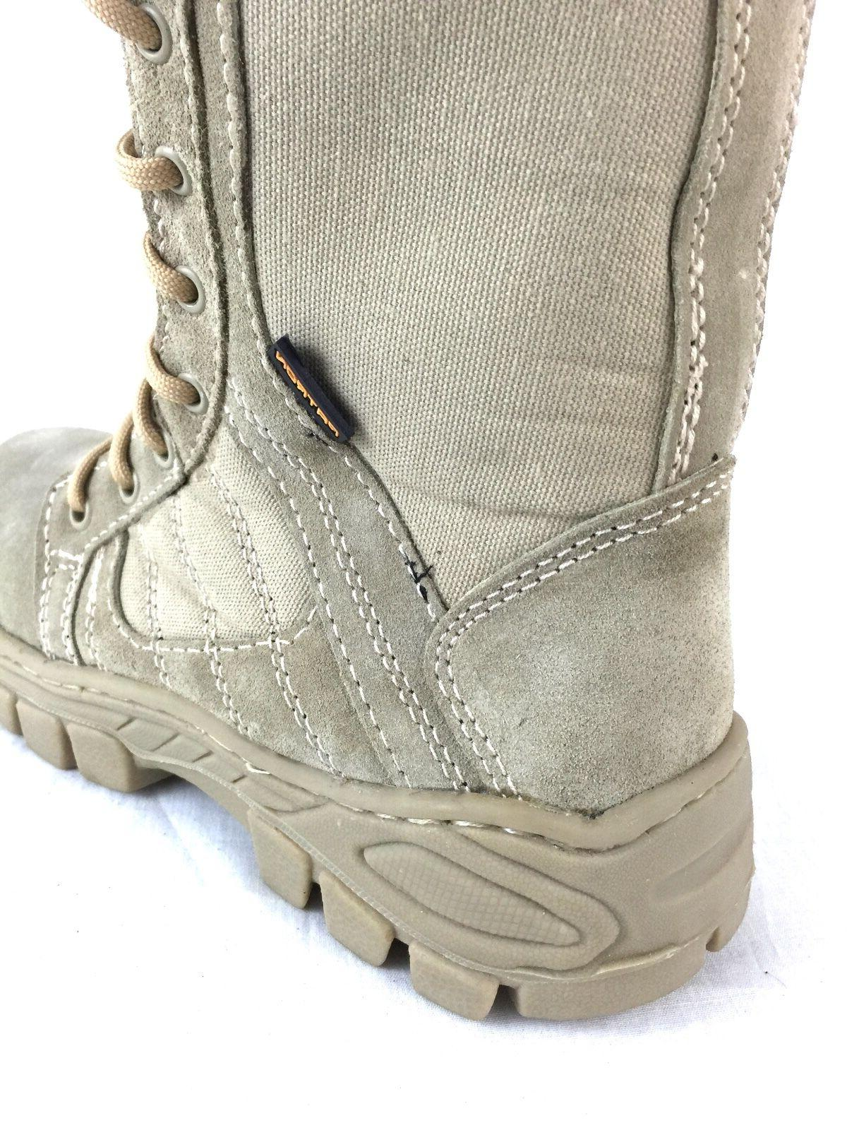 MEN'S WORK BOOTS COMBAT TACTICAL STYLE HEAVY DUTY