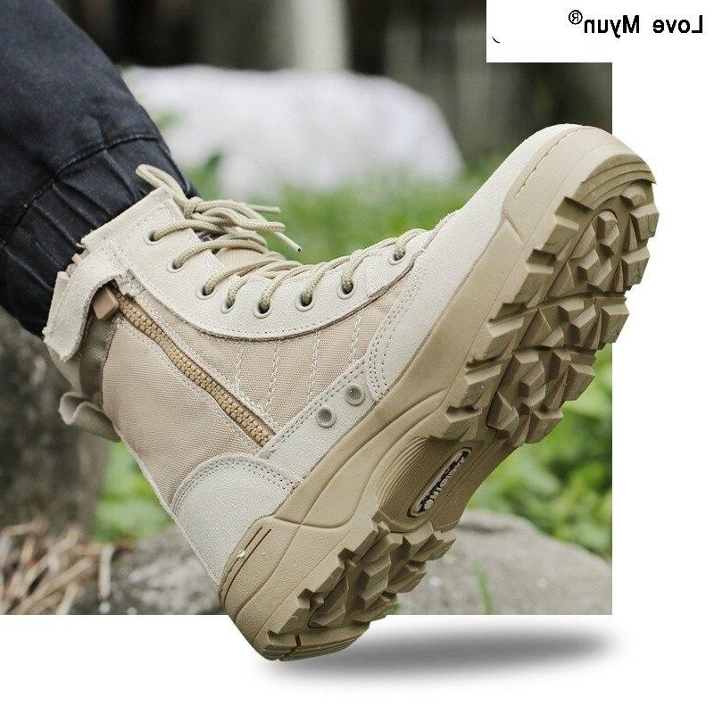 men tactical military army font b boots