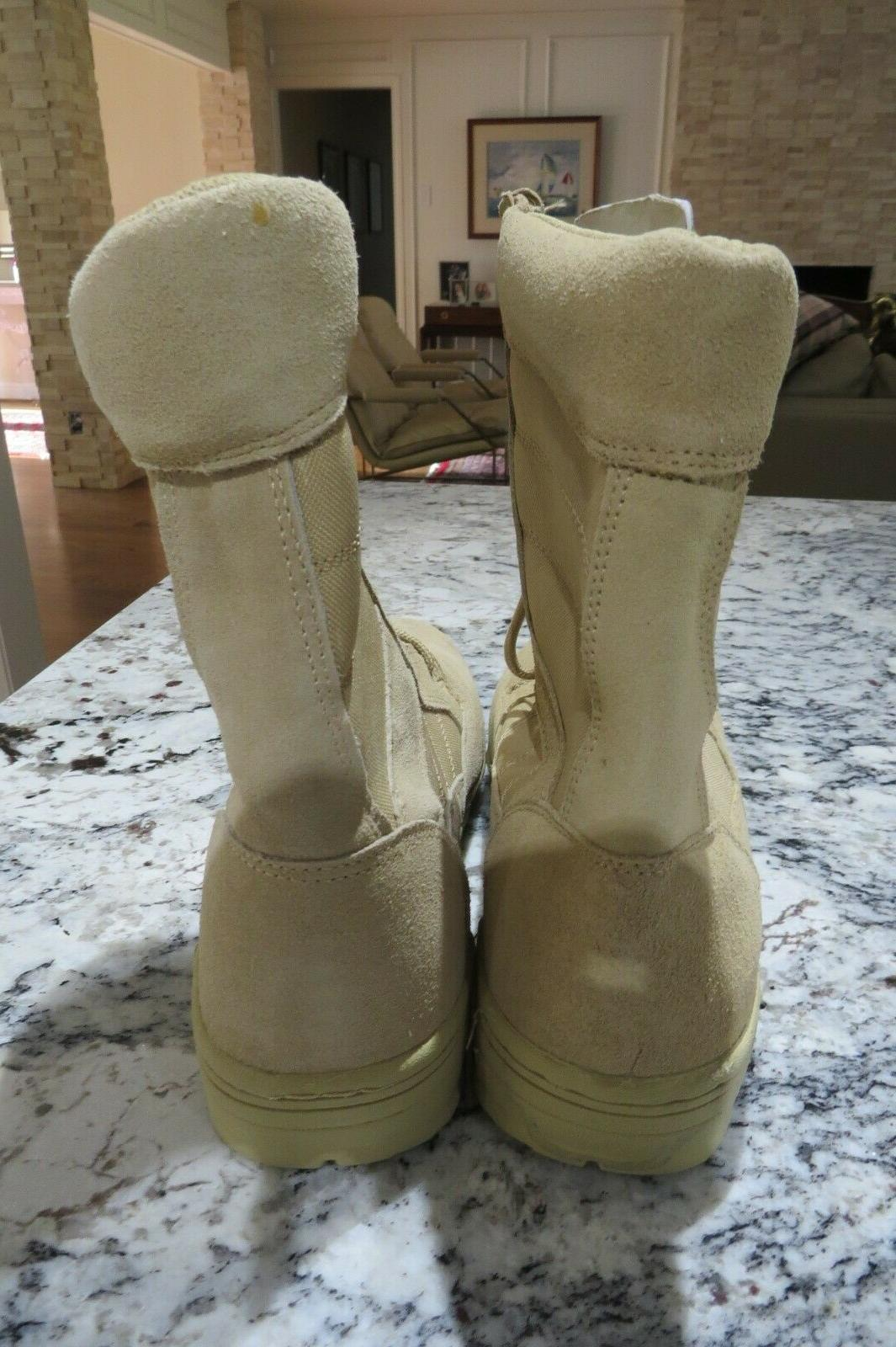 Mens Coyote Boots New Military Hot Desert R