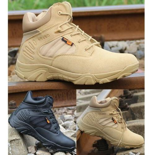 Ankle Army Shoes