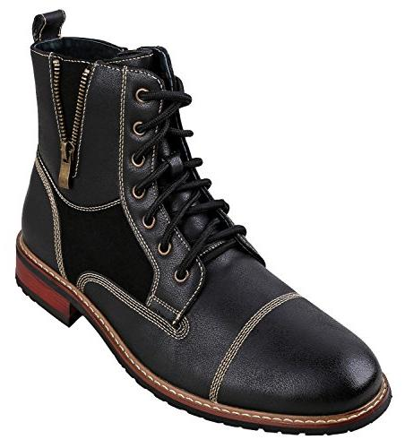 mfa 808561 mens lace up military combat