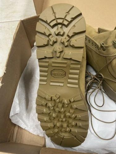 NEW Standard Issue Hot Boots Coyote Vibram