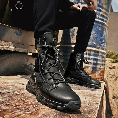 New Military Boots Tactical Combat Up hiking Shoe