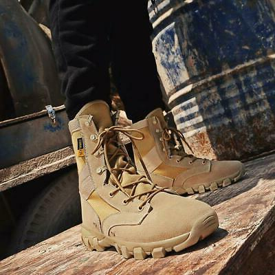 New Military Boots Tactical Combat Up Shoe