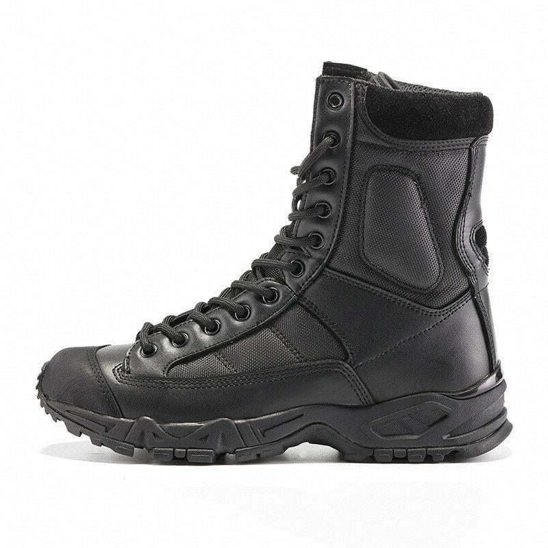 Outdoor Mens Boots Military SWAT Shoes