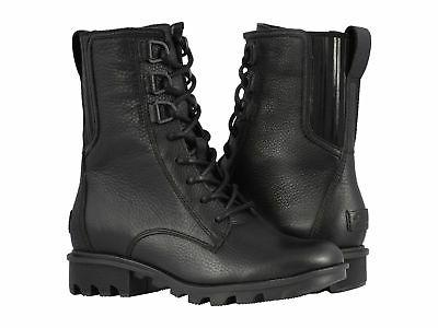 phoenix lace black women s combat boot