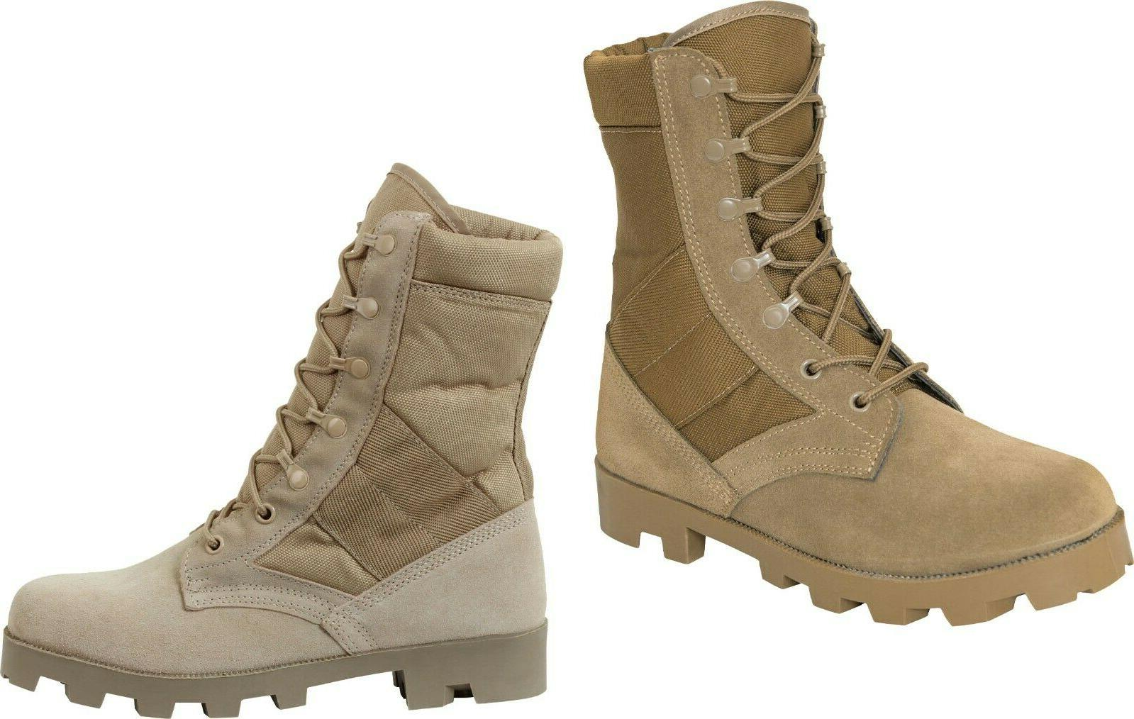 speedlace combat jungle boots suede leather boot