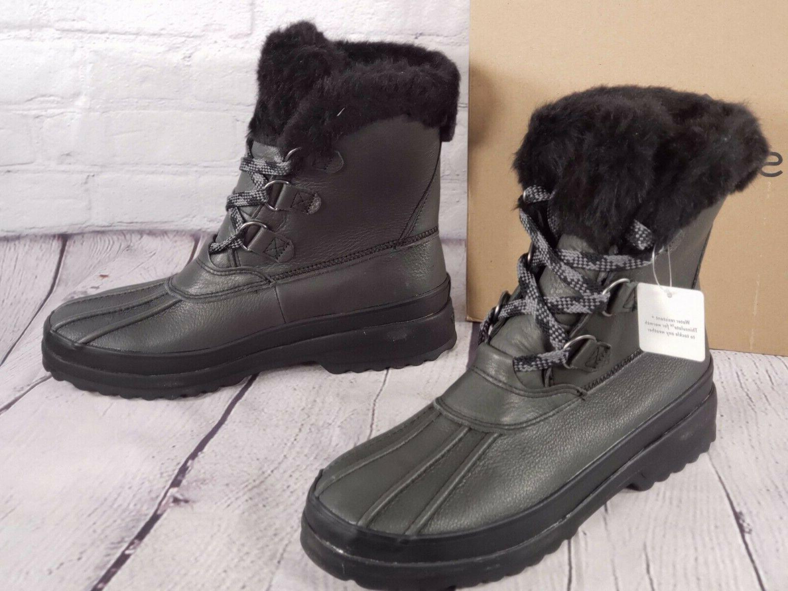 Sperry Winter Boots - Size 8.5
