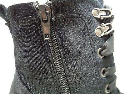 Steve Madden Girl Size 7.5 Ankle Heel Boots Womens Shoes