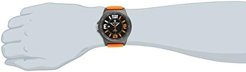 Smith Wesson SWW-LW6083 EGO Black Dial Watch Multi-Colored