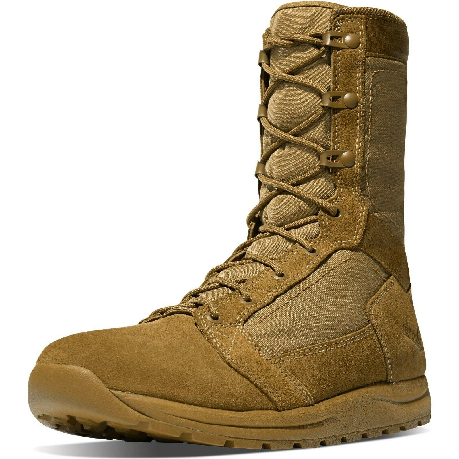 DANNER TACHYON BOOTS COYOTE ARMY OCP LIGHTWEIGHT TACTICAL