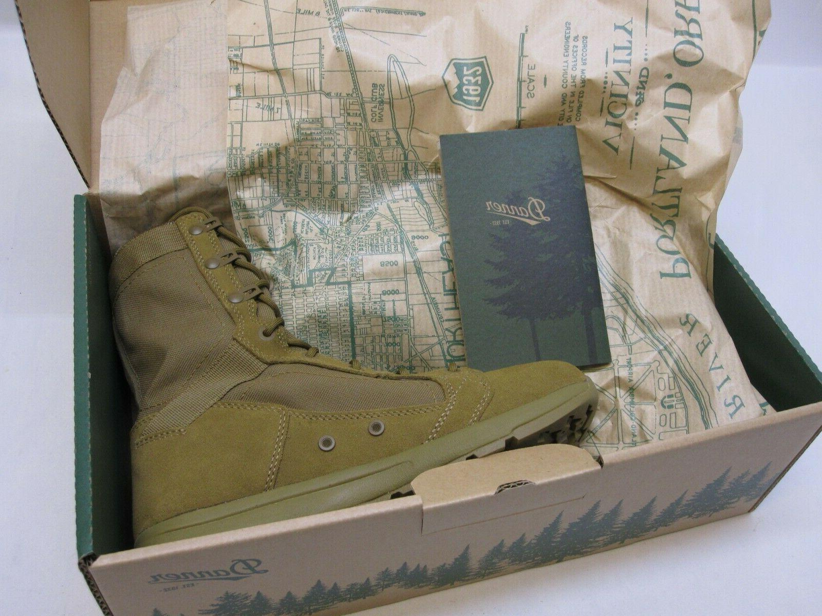 DANNER TACHYON MILITARY BOOTS ARMY LIGHTWEIGHT TACTICAL