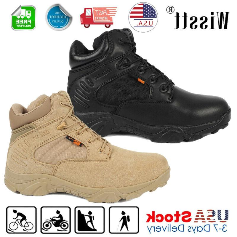 tactical military ankle boots cordura desert combat