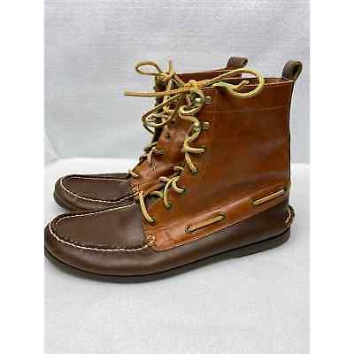 Sperry Top-Sider Cloud Lug Lace Boot 12