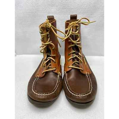 Sperry Top-Sider Lug Lace Boot Men's Size