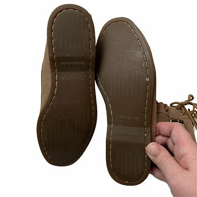 Sperry Top Starpoint Lace Up Moccasin