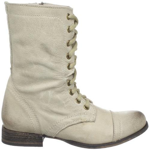 Steve Madden Womens Military