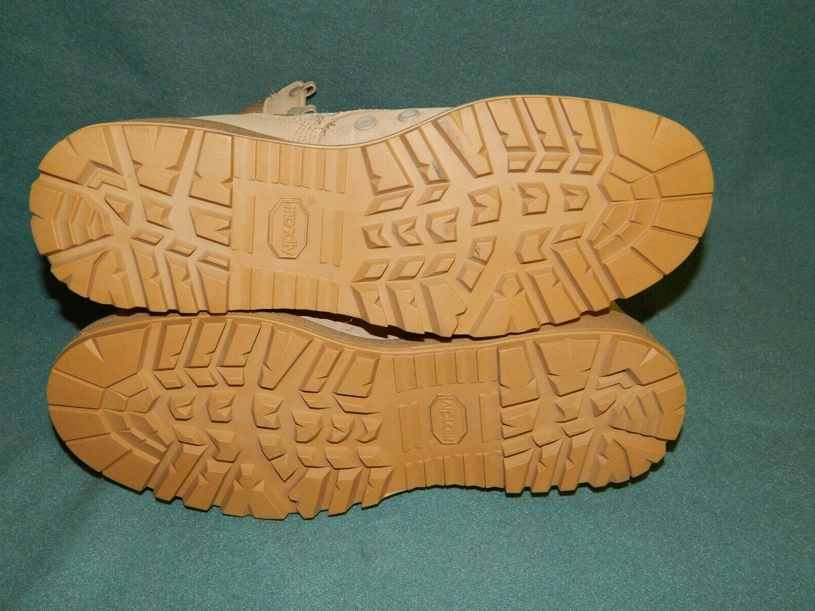 US Combat Vibram Soles Hot