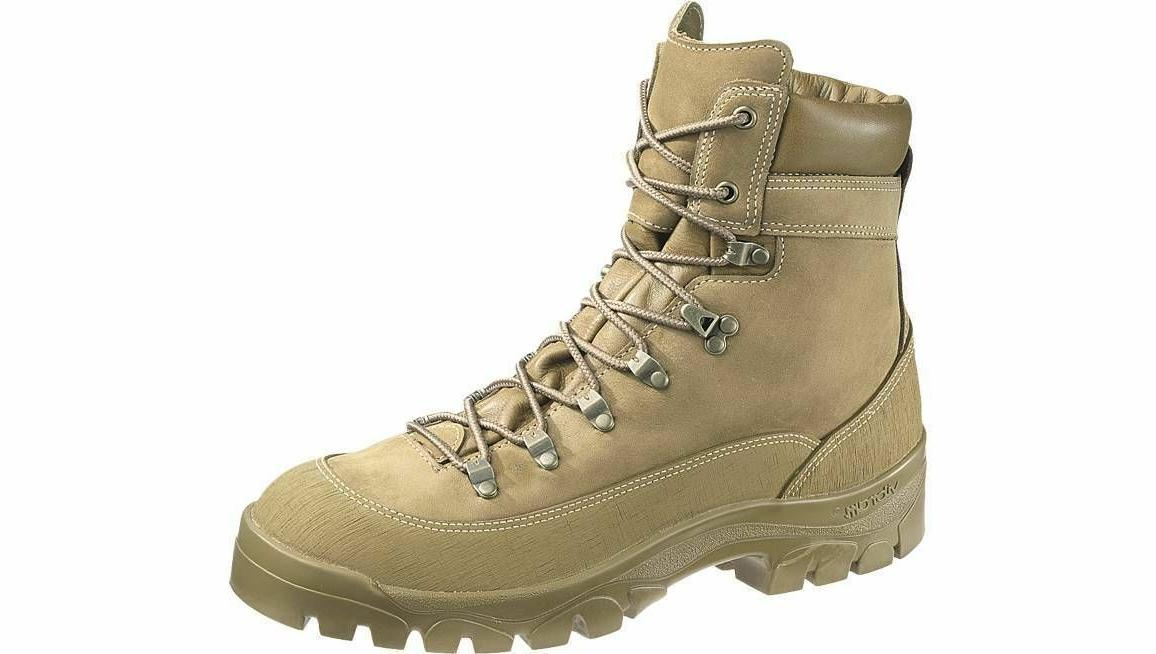BATES US MILITARY MCB MOUNTAIN BOOTS Size