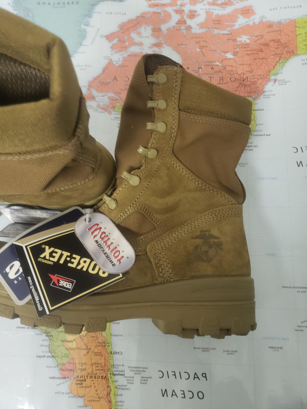Bates Temperate Weather Combat Boots Size