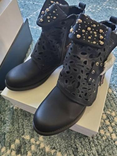 LALA Boots Ankle Combat 40