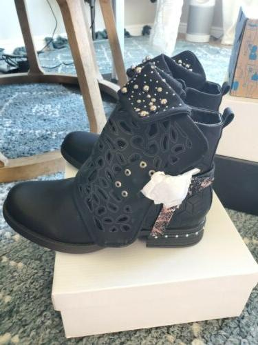 LALA IKAI Boots Ankle Boots 40