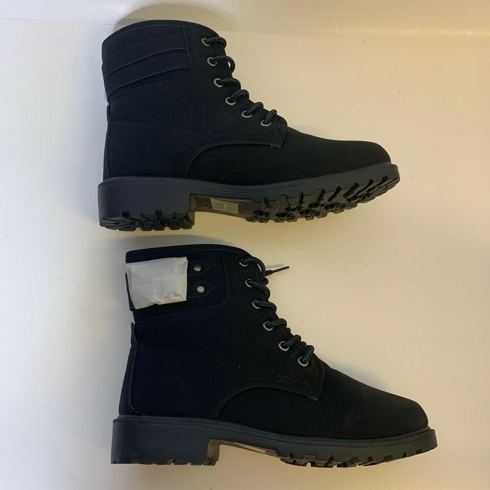 Forever Women's Whitney-26 Combat Military Style sz 9 NEW