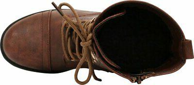 Cambridge Select Round 90s Lace-Up Low