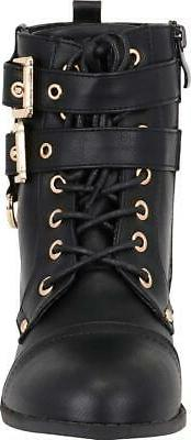Cambridge Select Women's Buckle Boot