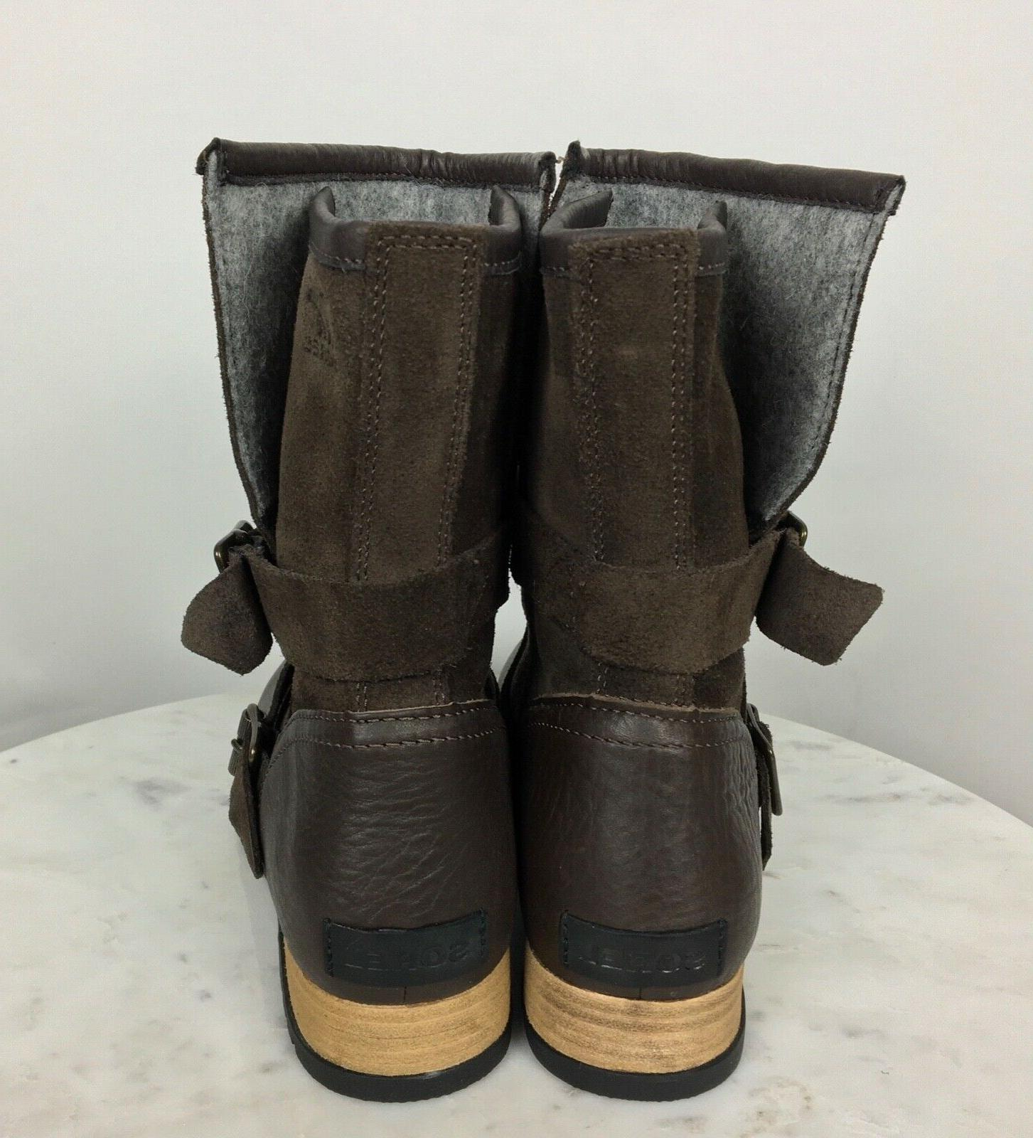 Boots On Foldable Calf 8.5M