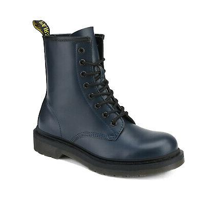 DREAM PAIRS Womens Martin Military Combat Ankle Boots Lace Heel Boots