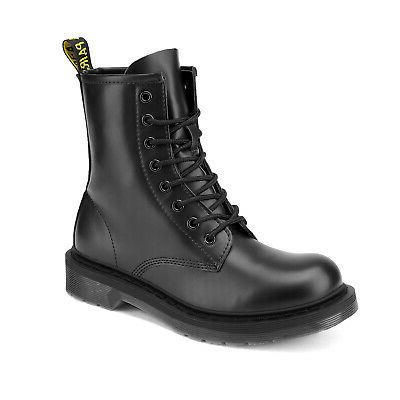 DREAM PAIRS Womens Military Ankle Boots