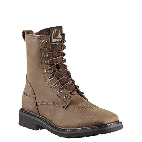 work boots cascade wide square