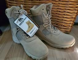 """Landship 8"""" Military Tactical Duty Maelstrom Combat Boots"""