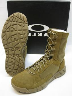OAKLEY LT ASSAULT 2 ARMY OCP MILITARY COMBAT BOOTS COYOTE BR