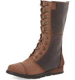 Sorel Major Maverick Mid Calf Zip Boots Combat Zipper Bootie